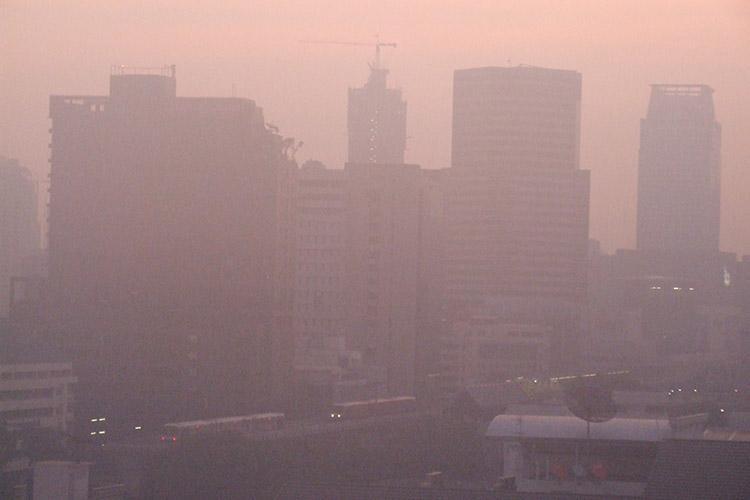 Smog sjekk hekte