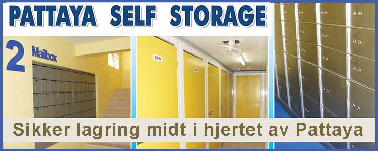 Pattaya Self Storage