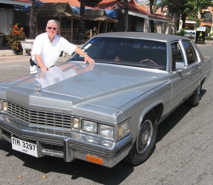 1976 Cadillac selges