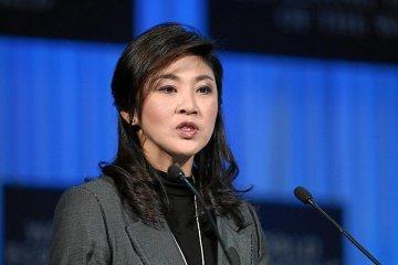 Fem års fengselsstraff in absentia for Yingluck