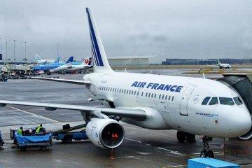 Air France dårlig for vestlendinger