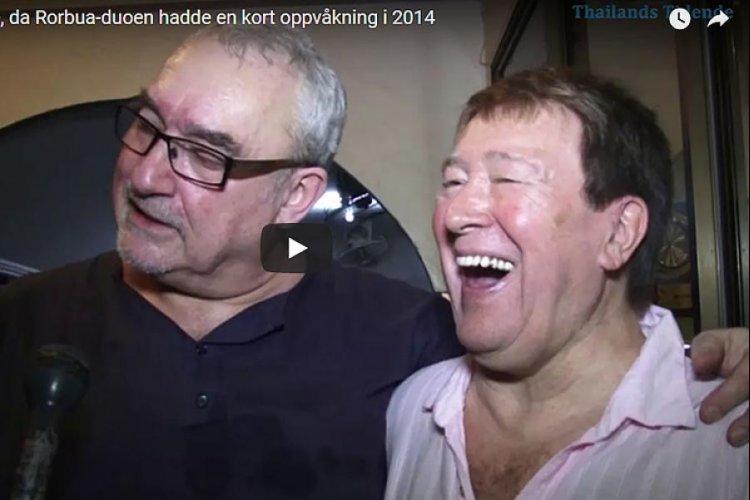 Sjømannskirke-show sendte Rorbua-duoen ut på veien igjen (video)