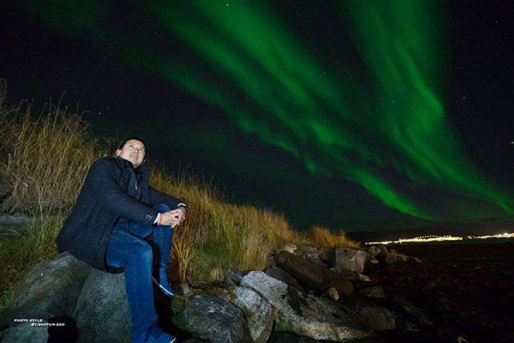Førstesekretæren: Nordlyset brakte meg til Norge