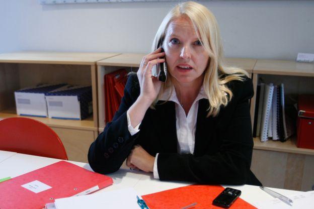 Advokat Kristine Aarre Hånes