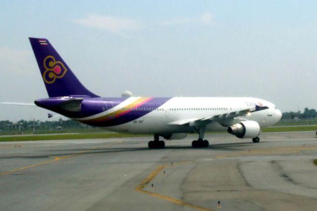 flyrute til thailand