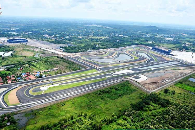 Chang International Circuit har vært med på å sette Buriram på verdenskartet.