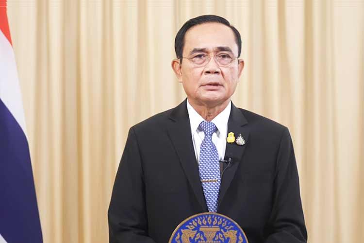 Statsminister Prayuth Chan-ocha sier han vil forsøke å fremskynde vaksineringen.