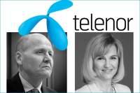 Konsernsjef Sigve Brekke nedskriver nå hele verdien. Tidligere ambassadør Katja Nordgaard jobbet for å få Telenor inn i Myanmar, og gikk deretter til en direktørstilling i Telenor.